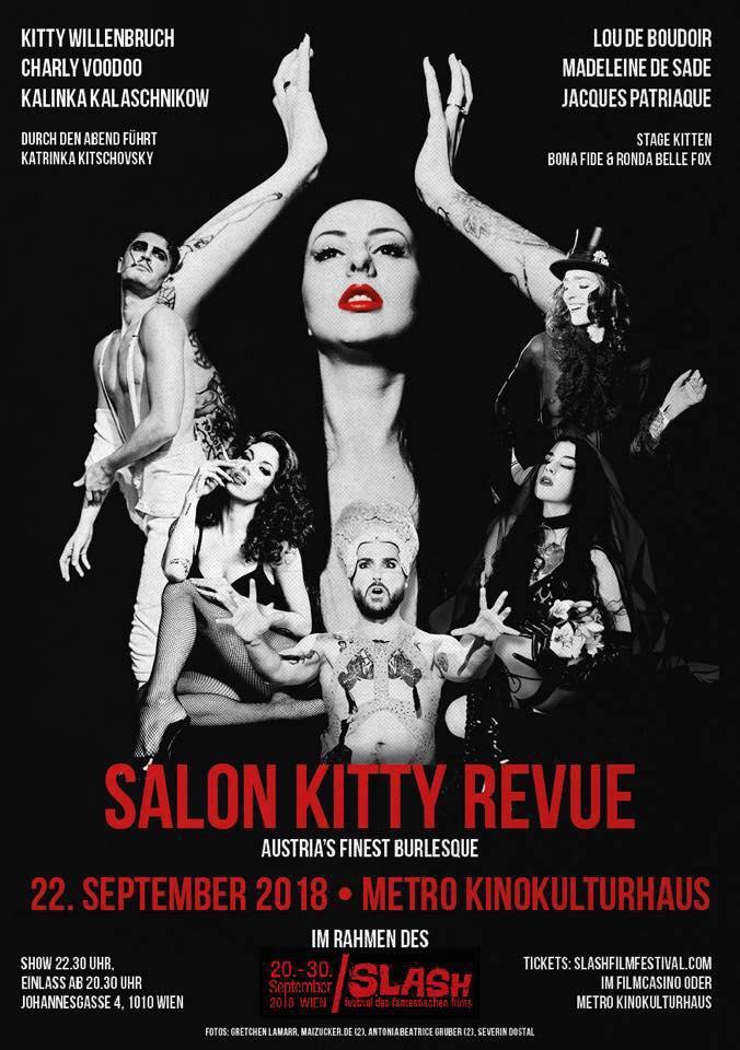 Salon Kitty Revue: